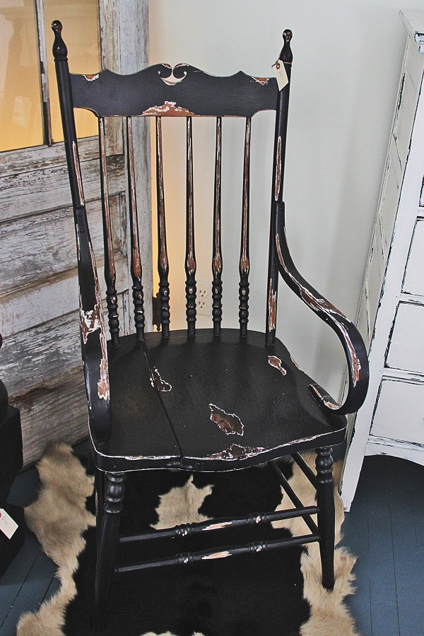 For Sale: Captain's Chair - For Sale: Captain's Chair – Land Haus Antiques