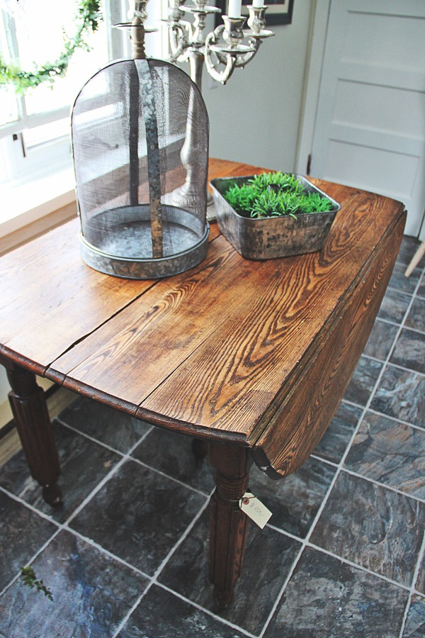 For Sale: Drop Leaf Table