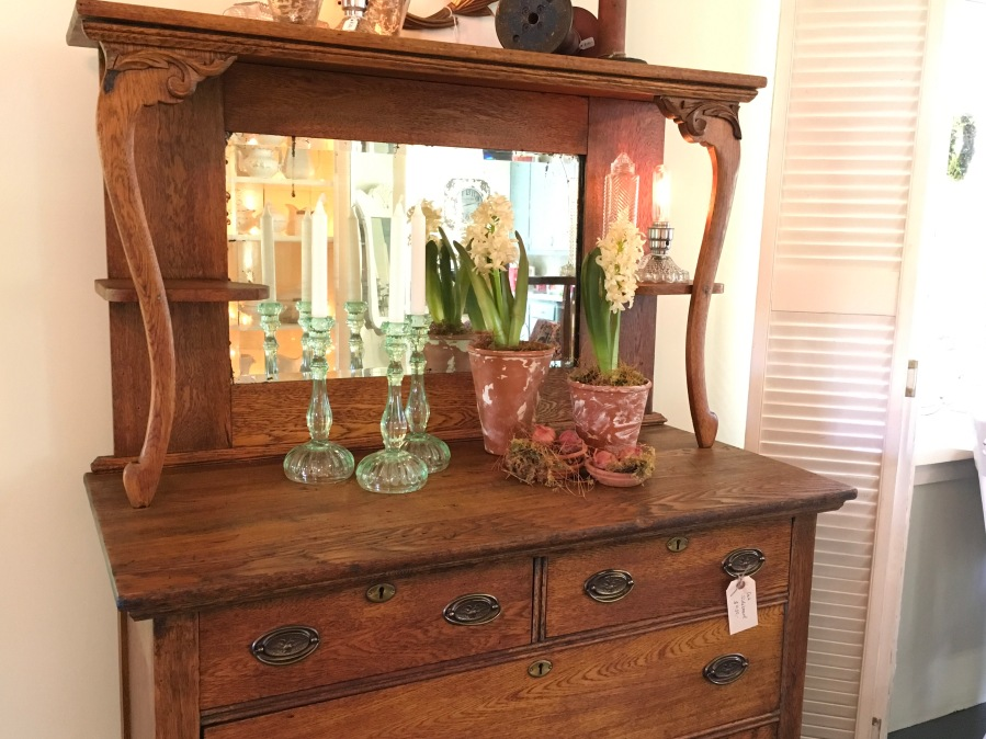 For Sale: Oak Sideboard