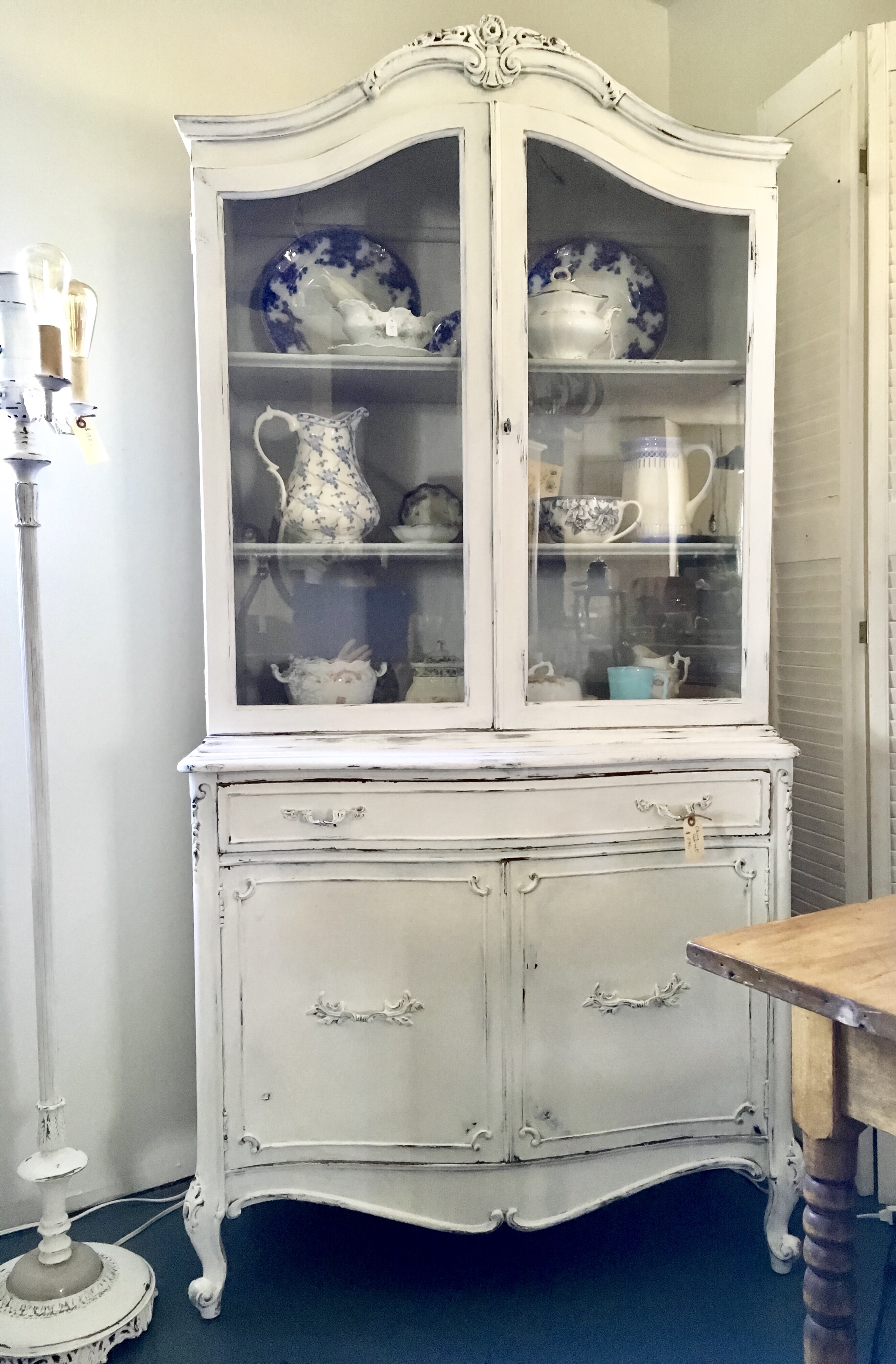 land tall the inches is wide cabinet deep sale china antique provincial for style french img priced and haus antiques at