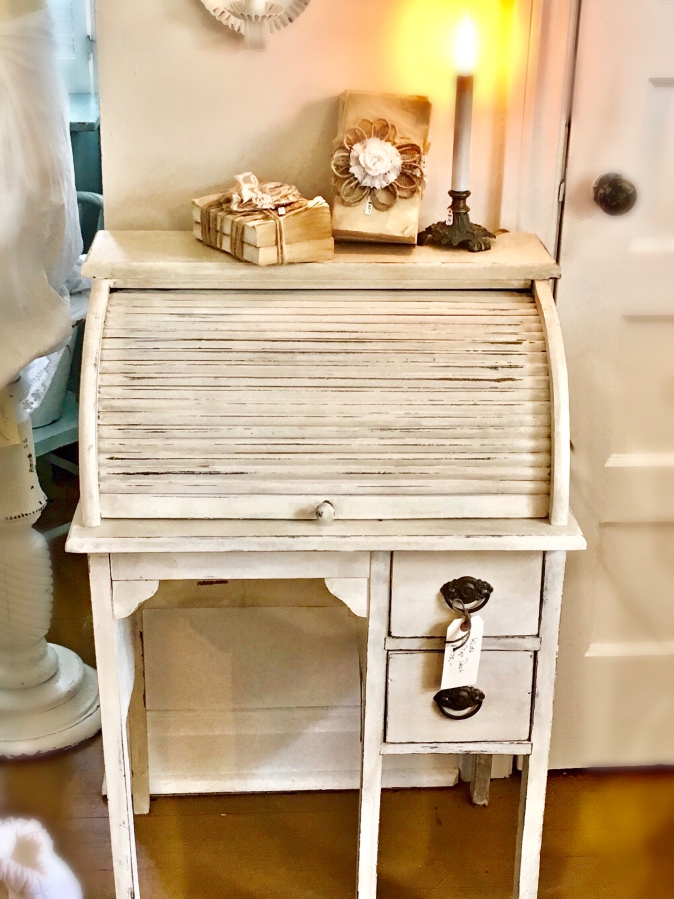 For Sale: Children's Roll Top Desk